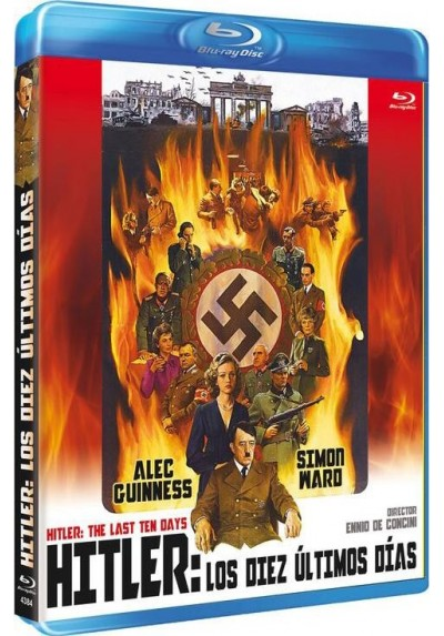 Hitler : Los Ultimos Diez Dias (Blu-Ray) (Hitler: The Last Ten Days)