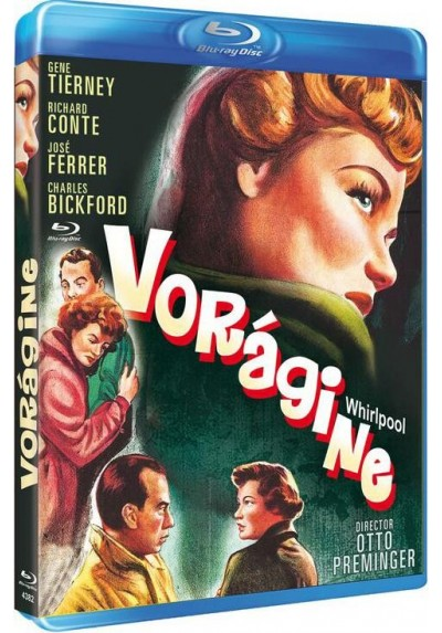 Voragine (Blu-Ray) (Whirlpool)