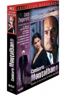 Pack Comisario Montalbano Vol.3