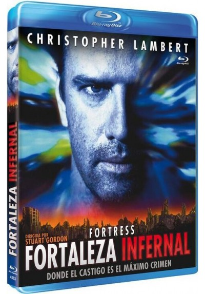 Fortaleza Infernal (Blu-Ray) (Fortress)