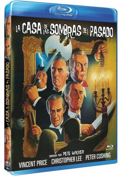 La Casa De Las Sombras Del Pasado (Blu-Ray) (House Of The Long Shadows)