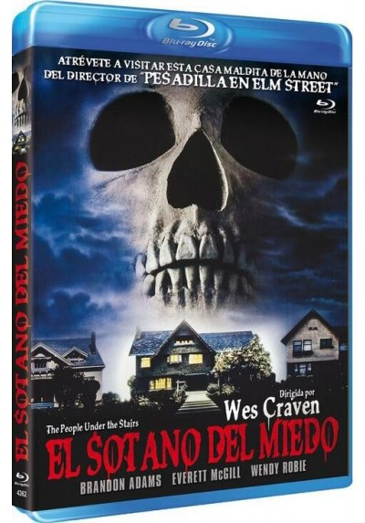 El Sotano Del Miedo (Blu-Ray) (The People Under The Stairs)