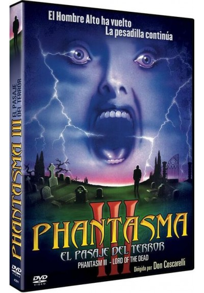 Phantasma III: El Pasaje Del Terror (Phantasm III: Lord of the Dead)