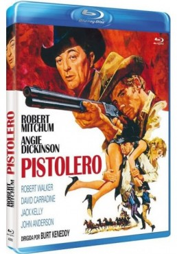 Pistolero (Blu-Ray) (Young Billy Young)