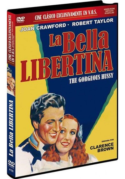 La Bella Libertina (V.O.S) (The Gorgeous Hussy)