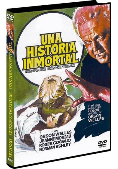 Una Historia Inmortal (Histoire immortelle (The Immortal Story))