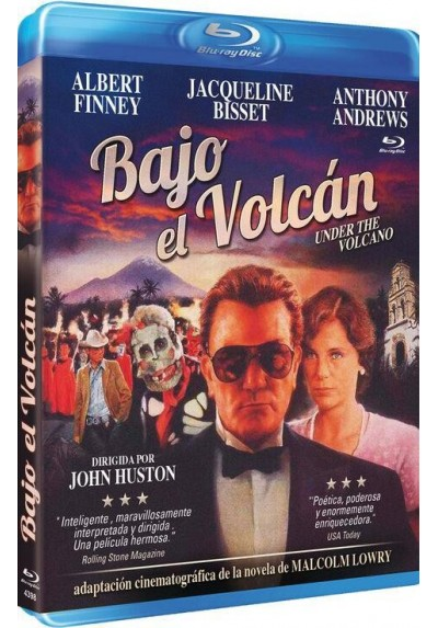 Bajo El Volcan (Blu-Ray) (Under The Volcano)