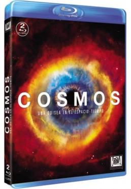Cosmos: Una odisea en el espacio (Blu-Ray)