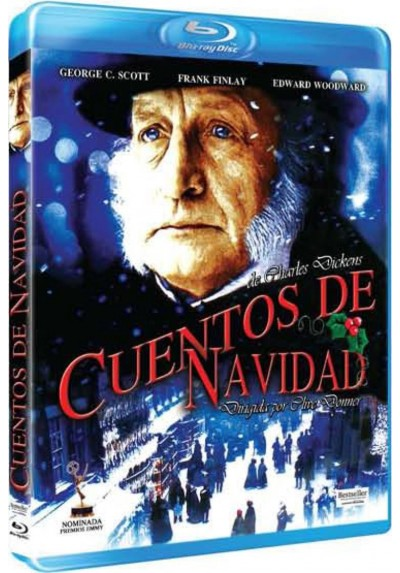 Un cuento de navidad (Cuentos de Navidad) (Blu-Ray) (A Christmas Carol)