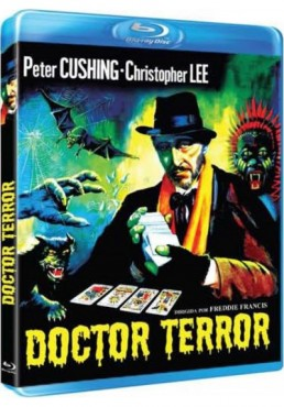 Doctor Terror (Dr. Terror's House of Horrors) (Blu-Ray) (BD-R)