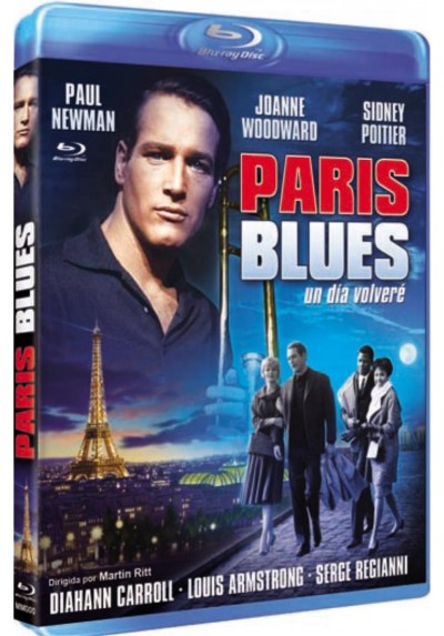 Paris Blues (Blu-Ray)