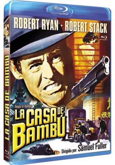 La casa de bambu (House of Bamboo) (Blu-Ray)