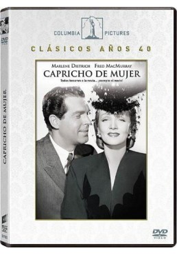 Capricho De Mujer (The Lady Is Willing)