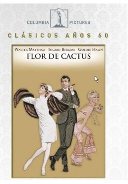 Flor De Cactus (Cactus Flower)
