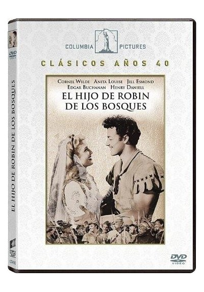 El Hijo De Robin De Los Bosques (The Bandit Of Sherwood Forest)