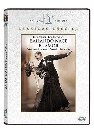Bailando Nace El Amor (You Were Never Lovelier)