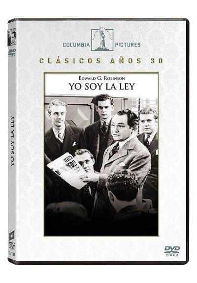 Yo Soy La Ley (I Am The Law)