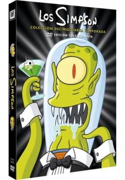 Los Simpson - 14ª Temporada