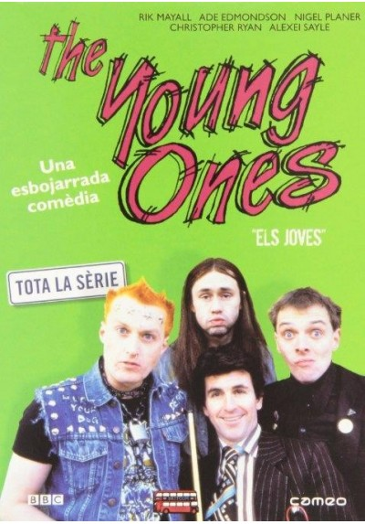 The Young Ones - Serie Completa