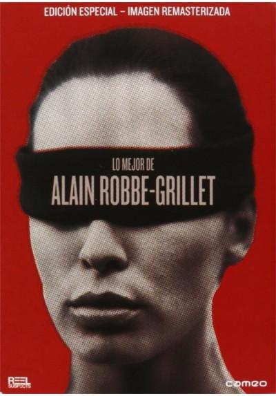Lo Mejor Alain Robbe-Grilet (V.O.S.)