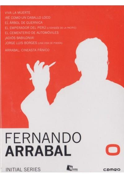 Pack Initial Series 08 - Fernando Arrabal