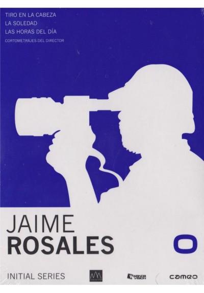 Jaime Rosales - Coleccion Initial Series