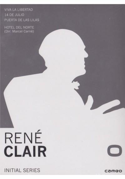 Rene Clair : Initial Series - Vol. 4 (V.O.S.)