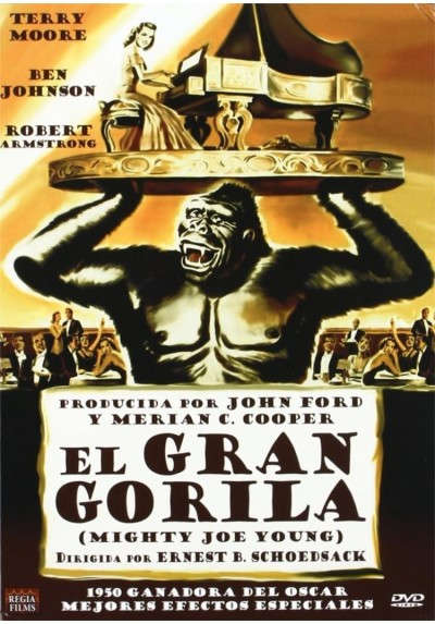 El Gran Gorila (Mighty Joe Young)