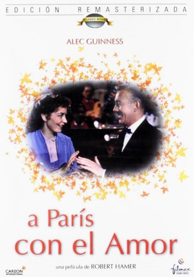 A Paris Con El Amor (To Paris With Love)
