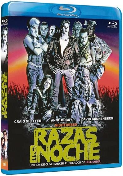 Razas De Noche (Blu-Ray) (Nightbreed)