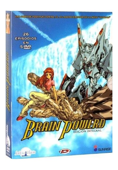 Brain Powered (Edicion Integral)