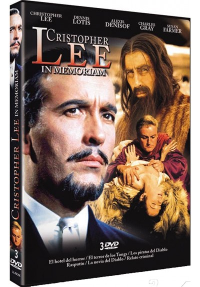 Christopher Lee in Memoriam