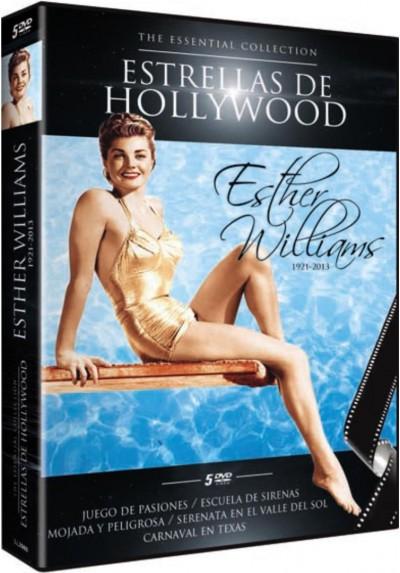 Pack Esther Williams - Estrellas de Hollywood