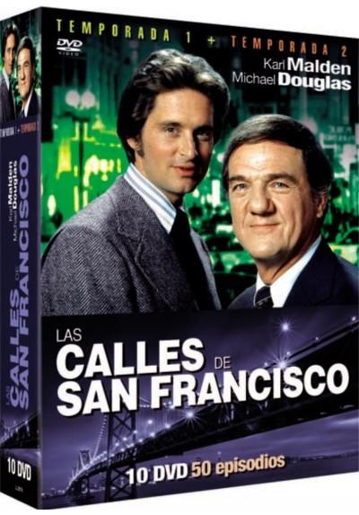 Pack Las Calles de San Francisco - Temporadas 1 y 2 (The Streets of San Francisco)