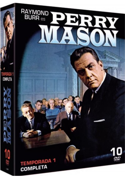 Pack Perry Mason - Temporada 1