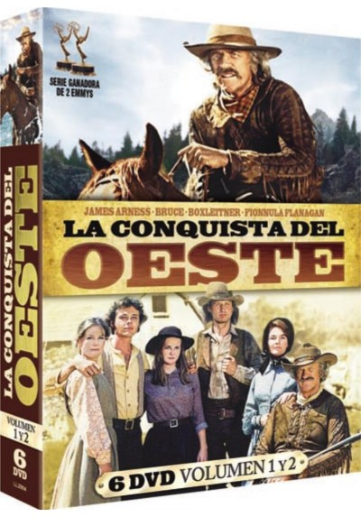 Pack La Conquista del Oeste Vol. 1 y 2 (How the West Was Won)