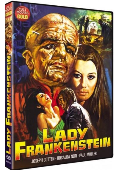 Lady Frankenstein (La Figlia di Frankenstein)