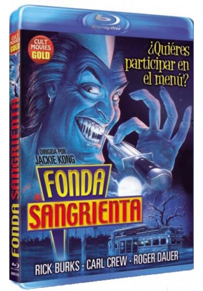 Fonda sangrienta (Blood Diner) (Blu-ray)