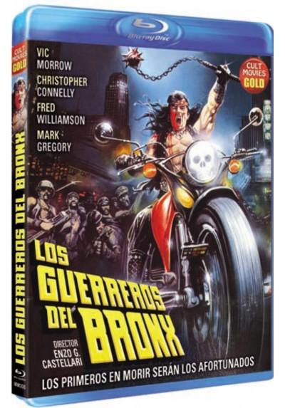 Los Guerreros del Bronx (I guerrieri del Bronx) (Blu-Ray)