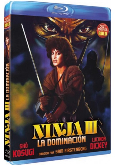 Ninja III: la Dominacion (Ninja III: The Domination) (Blu-ray)