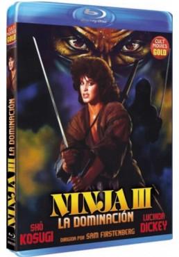 Ninja III: la Dominacion (Ninja III: The Domination) (Blu-ray)