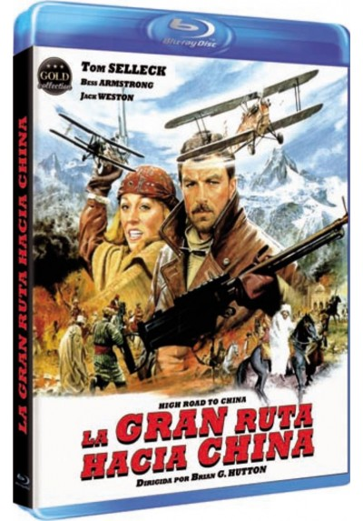 La Gran Ruta Hacia China (High Road to China) (Blu-ray)