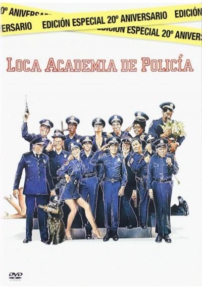 Loca Academia De Policia (Ed. Especial 20 Aniversario) (Police Academy)