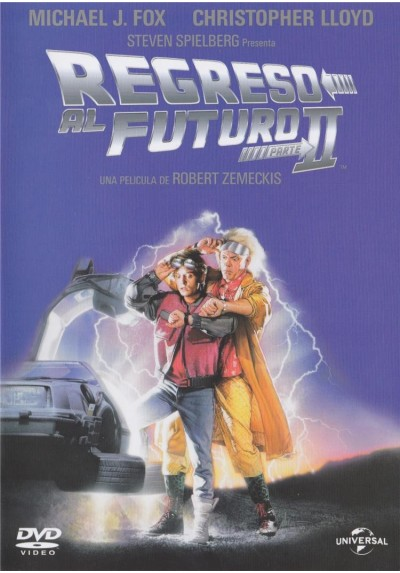 Regreso Al Futuro II (Back To The Future II)
