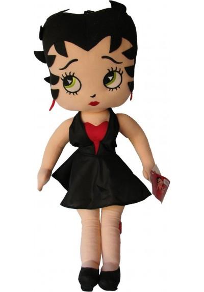 Betty Boop con Vestido Negro - 70 cms.