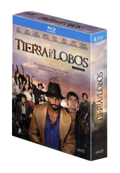 Tierra De Lobos - 1ª Temporada (Blu-Ray) (Digipack)