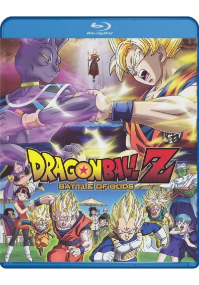 Dragon Ball Z : Battle Of Gods (Doragon Bôru Z: Kami To Kami) (Blu-Ray)