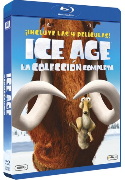 Ice Age - Coleccion Completa (Blu-Ray)