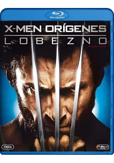 X-Men Origenes : Lobezno (Blu-Ray) (X-Men Origins: Wolverine)