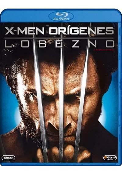 X-Men Origenes : Lobezno (Blu-Ray) (X-Men Origins: Wolverine)